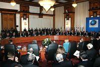Treffen Nato-Russland-Rat am 4 April 2008