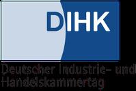Das Logo des DIHK