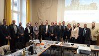 Interfraktionelles Treffen der gesundheitspolitischen Sprecher der AfD-Fraktionen in Berlin am 22.3.2019