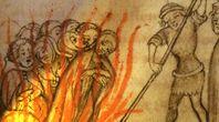 Die früher übliche vorgehensweise der Kirche(n) mit Homosexuellen (Symbolbild)
