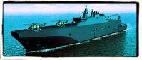 ThyssenKrupp Marine Systems baut weltweit beliebte Kriegsschiffe (Symbolbild)