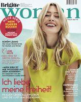 """Cover BRIGITTE WOMAN 09/2017 Bild: """"obs/Gruner+Jahr, Brigitte Woman"""""""