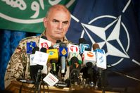 Carsten Jacobson in Afghanistan, 2012