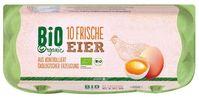 """Lidl Deutschland informiert über einen Warenrückruf des Produktes """"Bio-Eier [Gr. M, L, XL], 10er Packung"""" Bild: """"obs/LIDL/Lidl"""""""