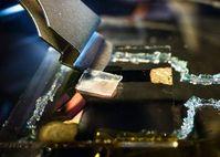 Sensor-Multitalent: Berührungs-Potenzial für Roboter.