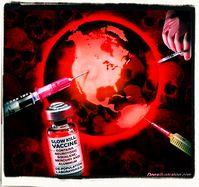 Seit gegen Corona geimpft wird sterben weltweit immer mehr Menschen (Symbolbild)