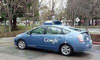 """Google-Auto: Hier """"sitzt"""" Software am Steuer. Bild: flickr.com/Travis Wise"""
