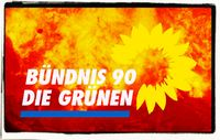 Bündnis90 /Die Grünen in der Kritik: Politische Feinde werden kriminalisiert (Symbolbild)