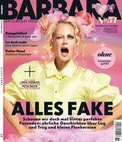 "Cover_BARBARA_Nr.51_EVT: 12.11.2020 / Bild: ""obs/Gruner+Jahr, BARBARA"""