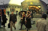 Ein Theater in Thearan, Iran (2013)