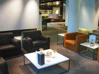 First Class Lounge der Lufthansa am Flughafen Frankfurt am Main