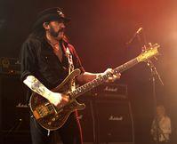 Lemmy Kilmister von Motörhead während der 2011 The Wörld is Yours Tour