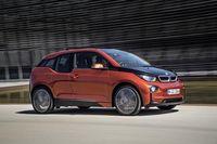 """Weltpremiere des BMW i3 - das erste vollelektrische Serienfahrzeug der BMW Group - in New York, London und Peking. Bild: """"obs/BMW Group"""""""