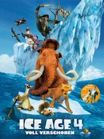 """Ice Age 4"" Kinoposter"