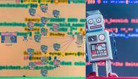 Bot-Netzwerk (Zombie-Netzwerk) (Symbolbild)
