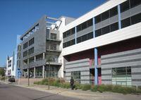 Eurostat Verwaltungsgebäude in Luxemburg