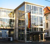 Bundesministerium des Innern, Eingang Dienstsitz Bonn