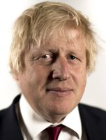 Alexander Boris de Pfeffel Johnson (2018)