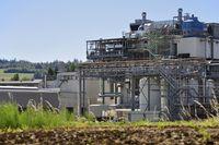 Chemiewerk / Industrieanlage