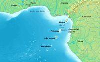 Der Golf von Guinea