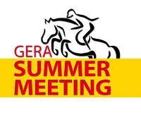 GERA SUMMER MEETING Logo