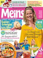 "Meins Cover. Bild: ""obs/Bauer Media Group, Meins"""