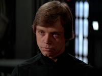 Mark Hamill als Luke Skywalker in Return of the Jedi. Bild: Screenshot aus dem Film Star Wars Episode VI: Return of the Jedi / Lucasfilm - wikipedia.org