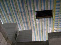 Dämmung, Dämmaterial und Gebäudesanierung (Symbolbild)