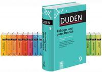 """Der Band """"Richtiges und gutes Deutsch"""" aus der Standardreihe """"Der Duden in 12 Bänden"""" ist von A bis Z auf Sprachberatung eingestellt. Bildquelle: obs/Duden"""