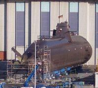 U-Boot Typ 212 A