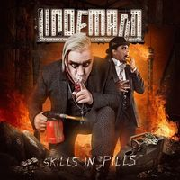 "Cover ""Skills In Pills"" von Duo Lindemann"