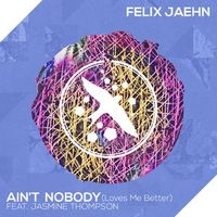 "Cover ""Ain't Nobody (Loves Me Better)"" von Felix Jaehn und Jasmine Thompson"