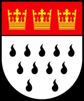Wappen von Köln