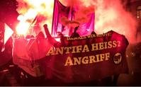 Antifa (Symbolbild)