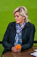 Silvia Neid 2011 nach dem WM-Aus für Deutschland