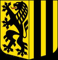 Stadtwappen von Dresden