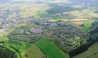 Center Parcs Hochsauerland aus der Luft (Symbolbild)