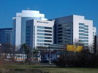 Ernst-&-Young-Niederlassungen Plaza und Ventura in Eschborn