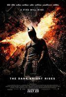 """The Dark Knight Rises"" Kinoposter"