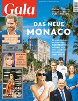 Cover GALA 23/2021 (EVT: 2. Juni 2021) Bild: GALA, Gruner + Jahr Fotograf: Gruner+Jahr, Gala