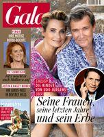 "GALA Cover 43/2019 (EVT: 17.10.2019) Bild: ""obs/Gruner+Jahr, Gala"""