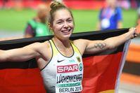 Gina Lückenkemper (2018)