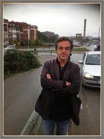 Navid Kermani in Pristina (2013)