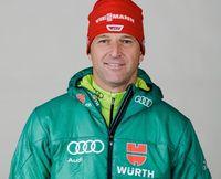 Werner Schuster Bild: DSV