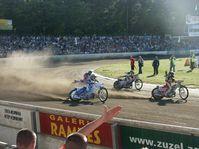 Speedwayrennen der höchsten polnischen Liga
