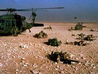 Golfkrieg: Syndrom schädigt tatsächlich Gehirn. Bild: Bill Gentile/AP