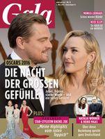 """Bild: """"obs/Gruner+Jahr, Gala/GALA 10/2016"""""""