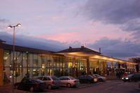 Der Bahnhof Wiener Neustadt