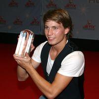 Raúl Richter bei der Jetix-Award-Verleihung im Rahmen der Jugendmesse YOU 2008 in Berlin