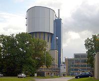 Hochtemperaturreaktor AVR im Forschungszentrum Jülich. Bild: Maurice van Bruggen / de.wikipedia.org